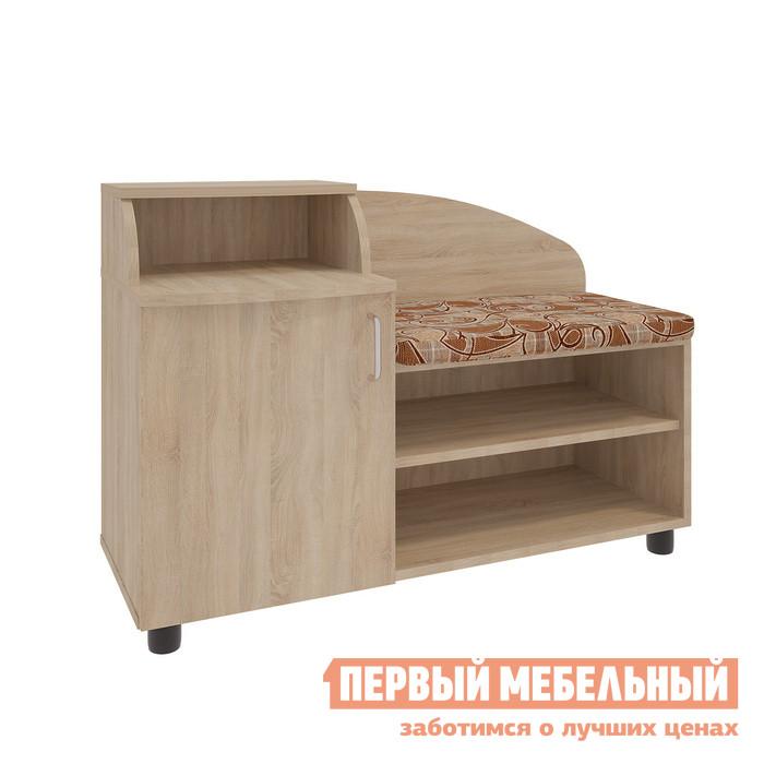 Банкетка Первый Мебельный Тумба для прихожей Хит банкетка для прихожей
