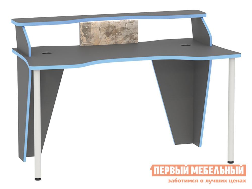 Компьютерный стол Первый Мебельный Стол компьютерный Индиго 12.61