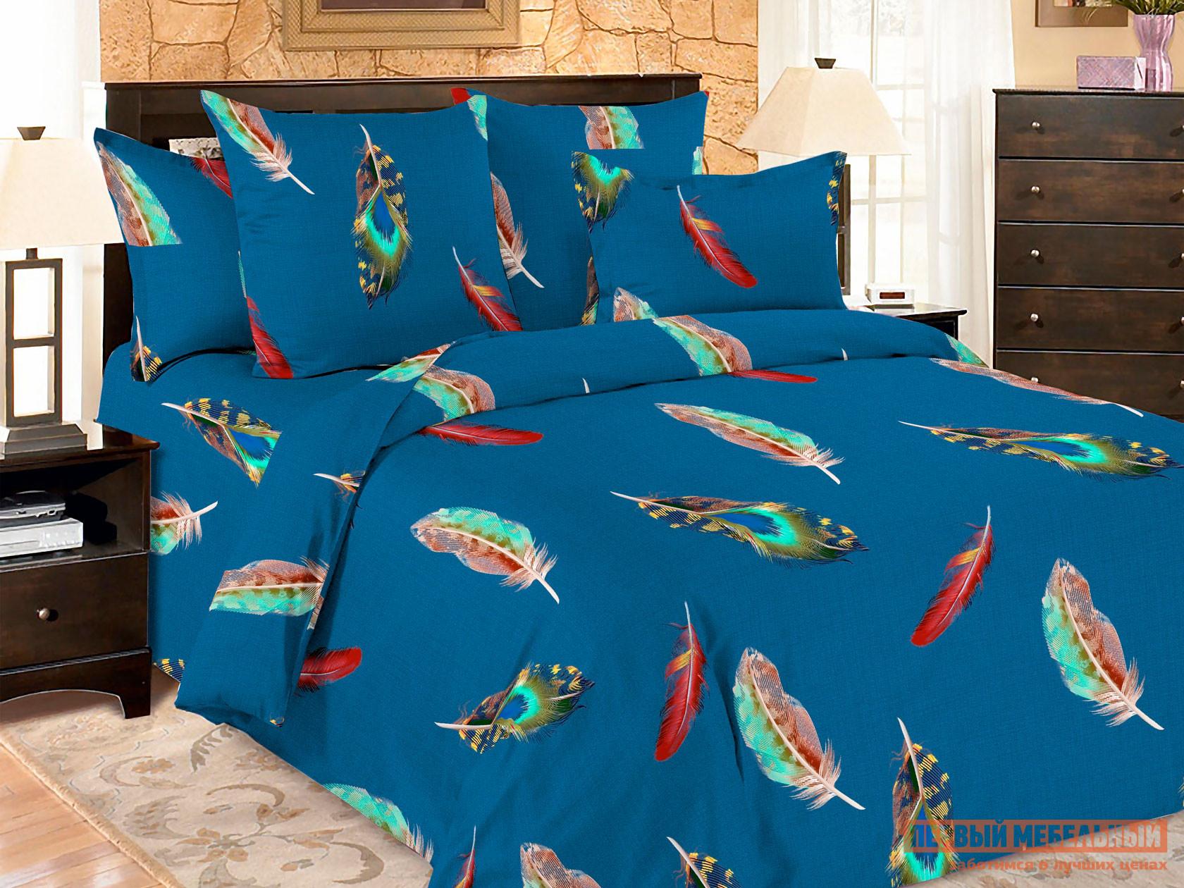 Комплект постельного белья  КПБ Amore Mio BZ Airy Айри, микрофибра, Полутороспальный