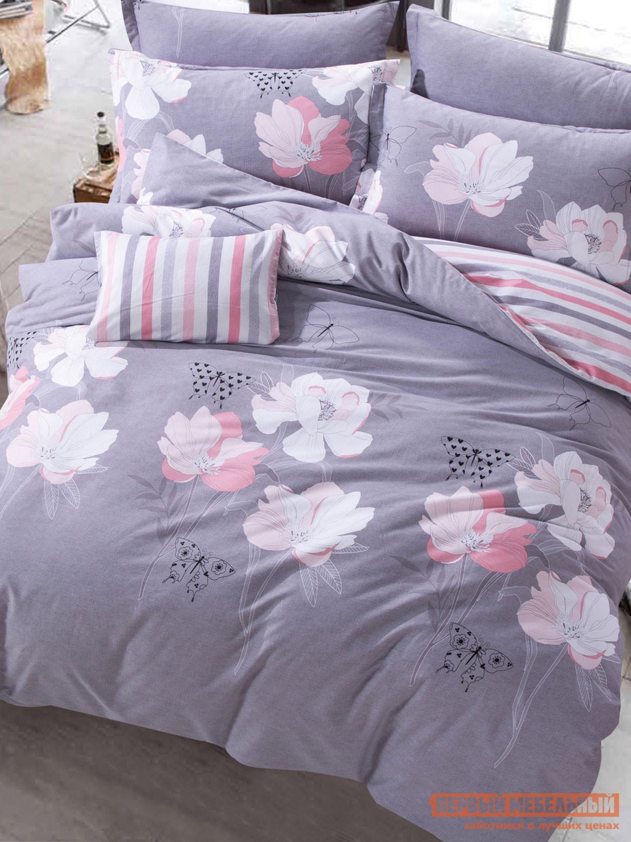Фото - Комплект постельного белья Первый Мебельный КПБ Сатин-С74 комплект постельного белья первый мебельный кпб сатин с45