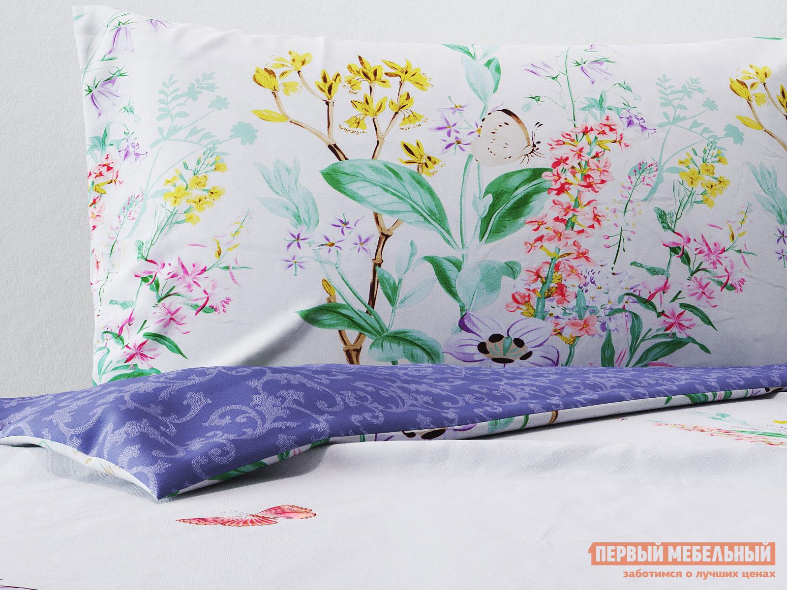 Комплект постельного белья КПБ сатин ОСНОВА СНОВ-24 24, сатин, Двуспальный фото