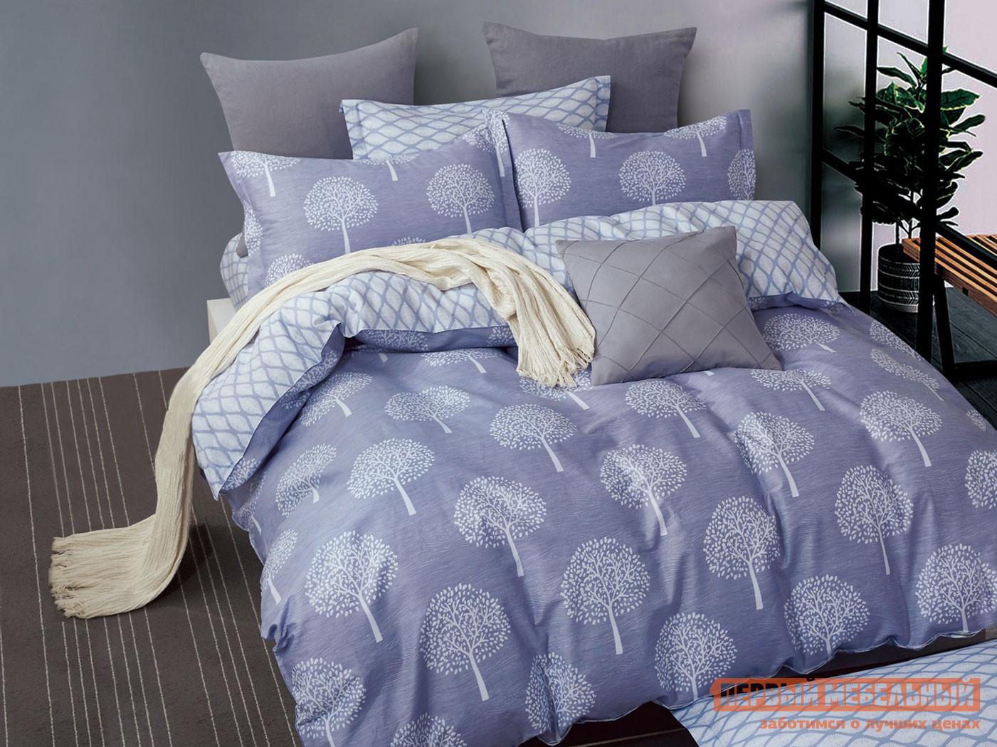 Комплект постельного белья КПБ Butterfly Сатин 168 168, сатин, Двуспальный фото
