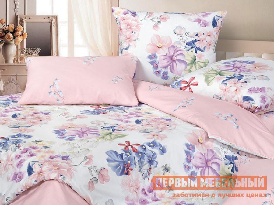 Комплект постельного белья Первый Мебельный КПБ Букет