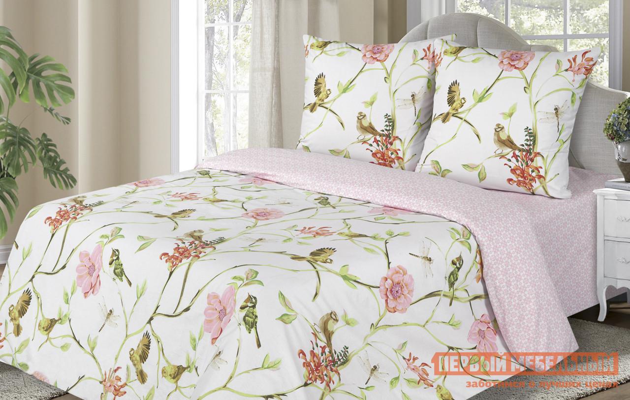 Комплект постельного белья Первый Мебельный КПБ Райский сад комплект постельного белья первый мебельный кпб тиффани
