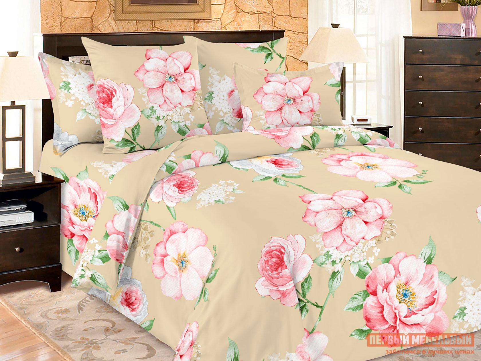 Комплект постельного белья  КПБ Amore Mio BZ Ador Адор, микрофибра, Полутороспальный