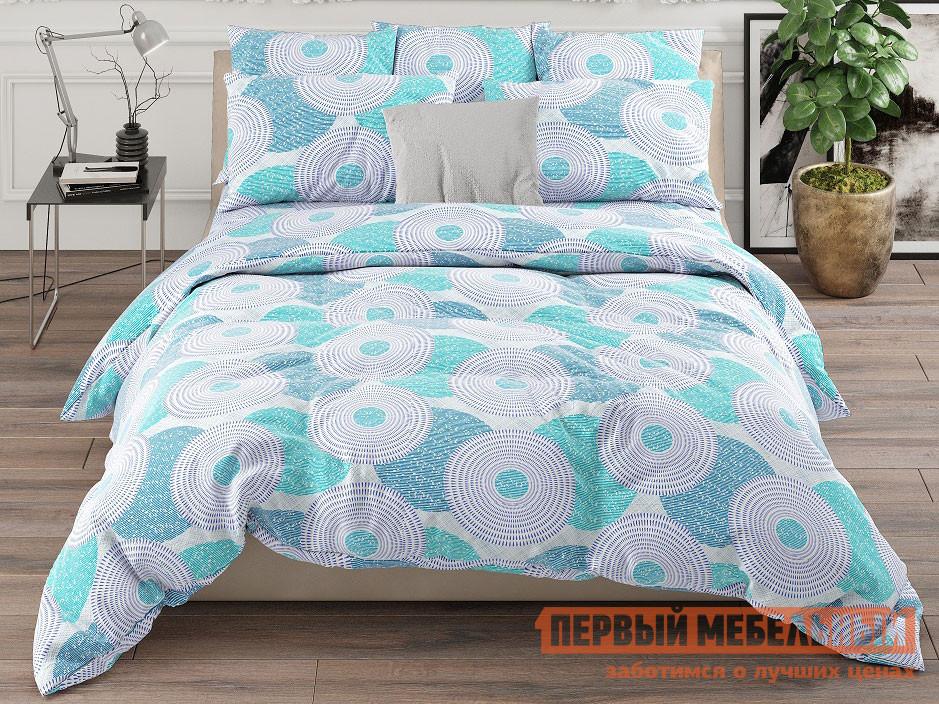 Комплект постельного белья Первый Мебельный КПБ бязь фантазия
