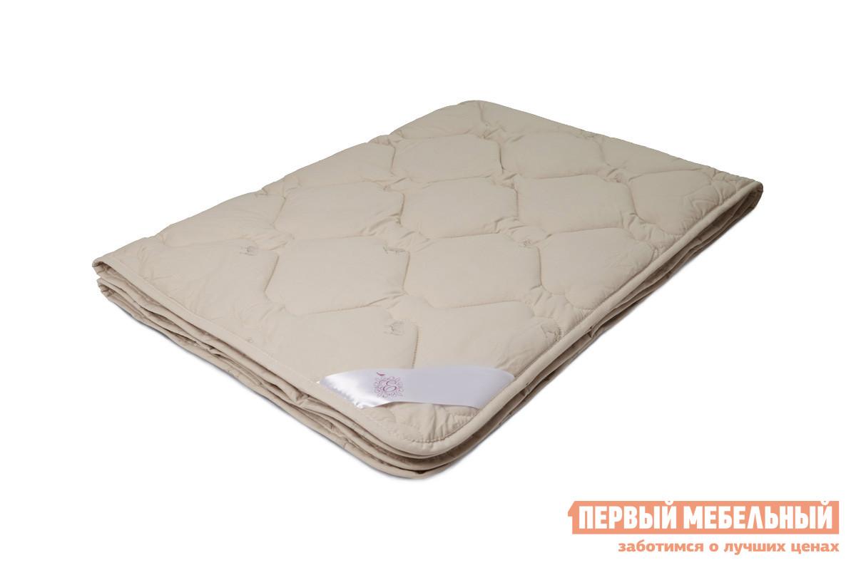 "Одеяло  Одеяло ""Золотое руно"" Бежевый, 2000 х 2200 мм"