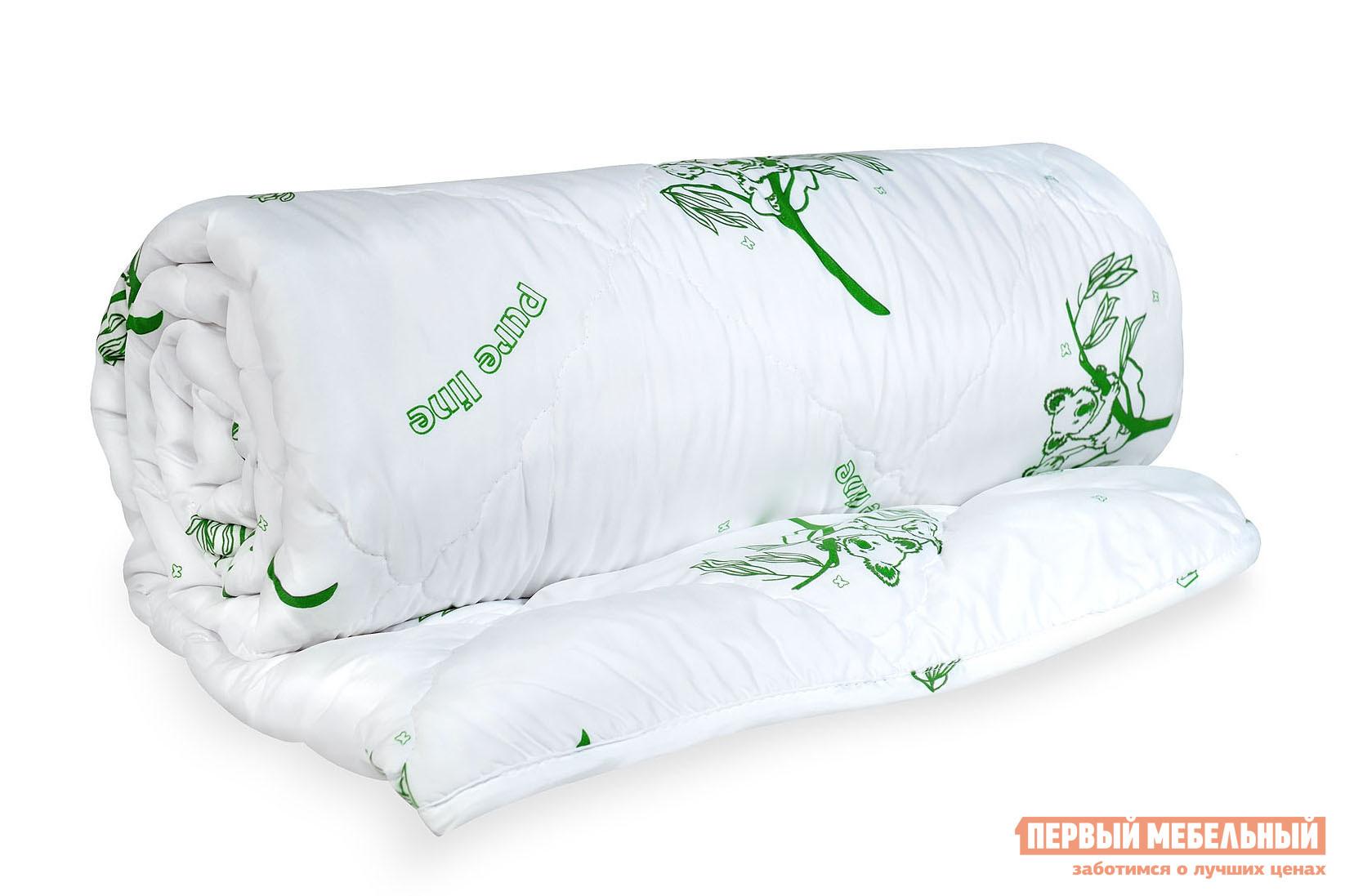 """Одеяло  Одеяло """"Эвкалипт"""" облегч. Белый, 1720 х 2050 мм"""