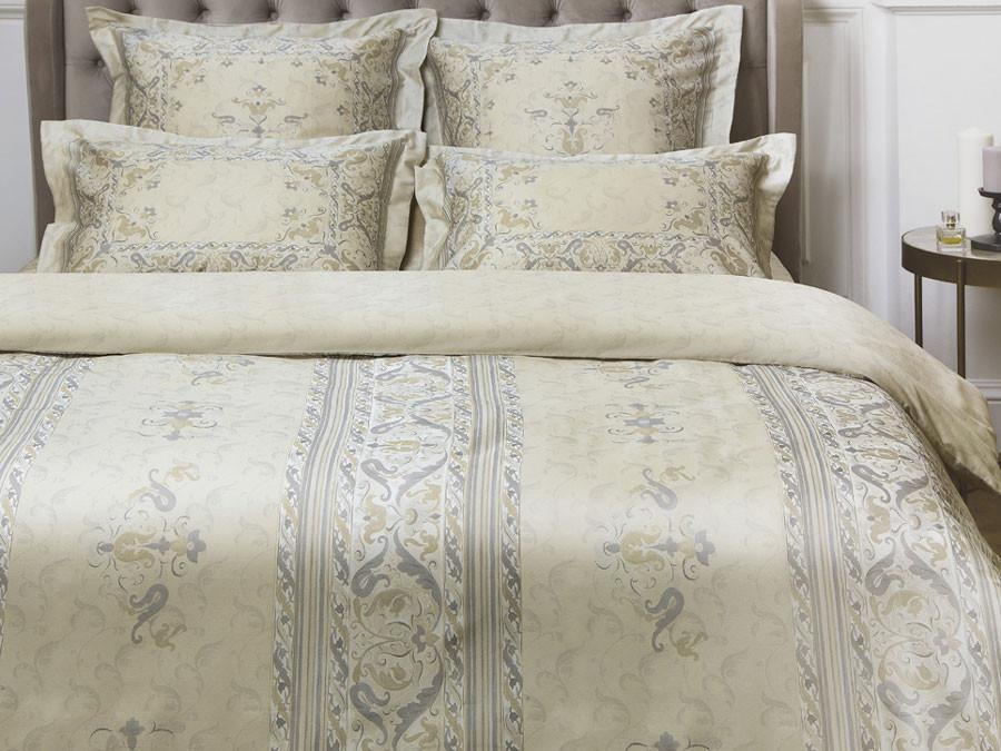 Комплект постельного белья Первый Мебельный КПБ Новеллика Капри