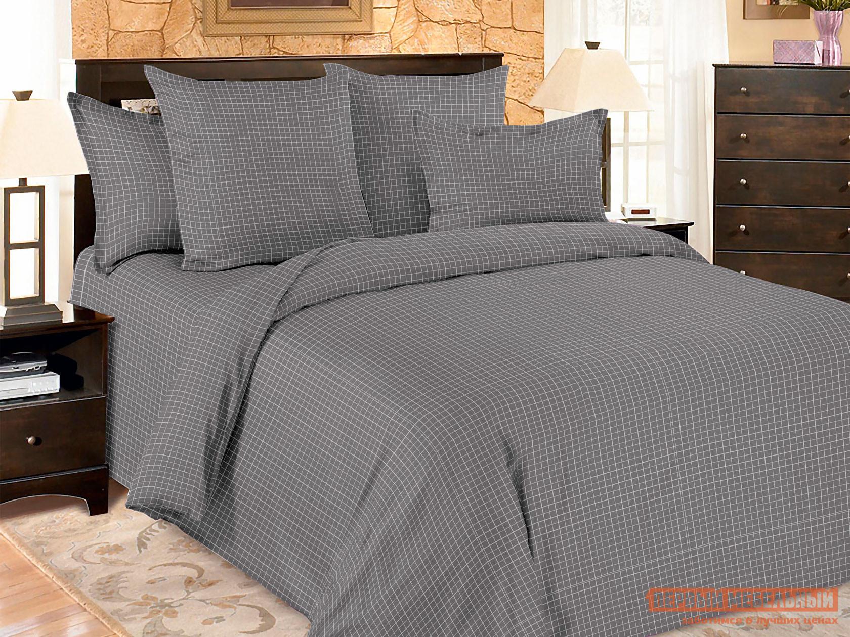 Комплект постельного белья  КПБ Amore Mio BZ Cappuccino Капучино, микрофибра, Полутороспальный