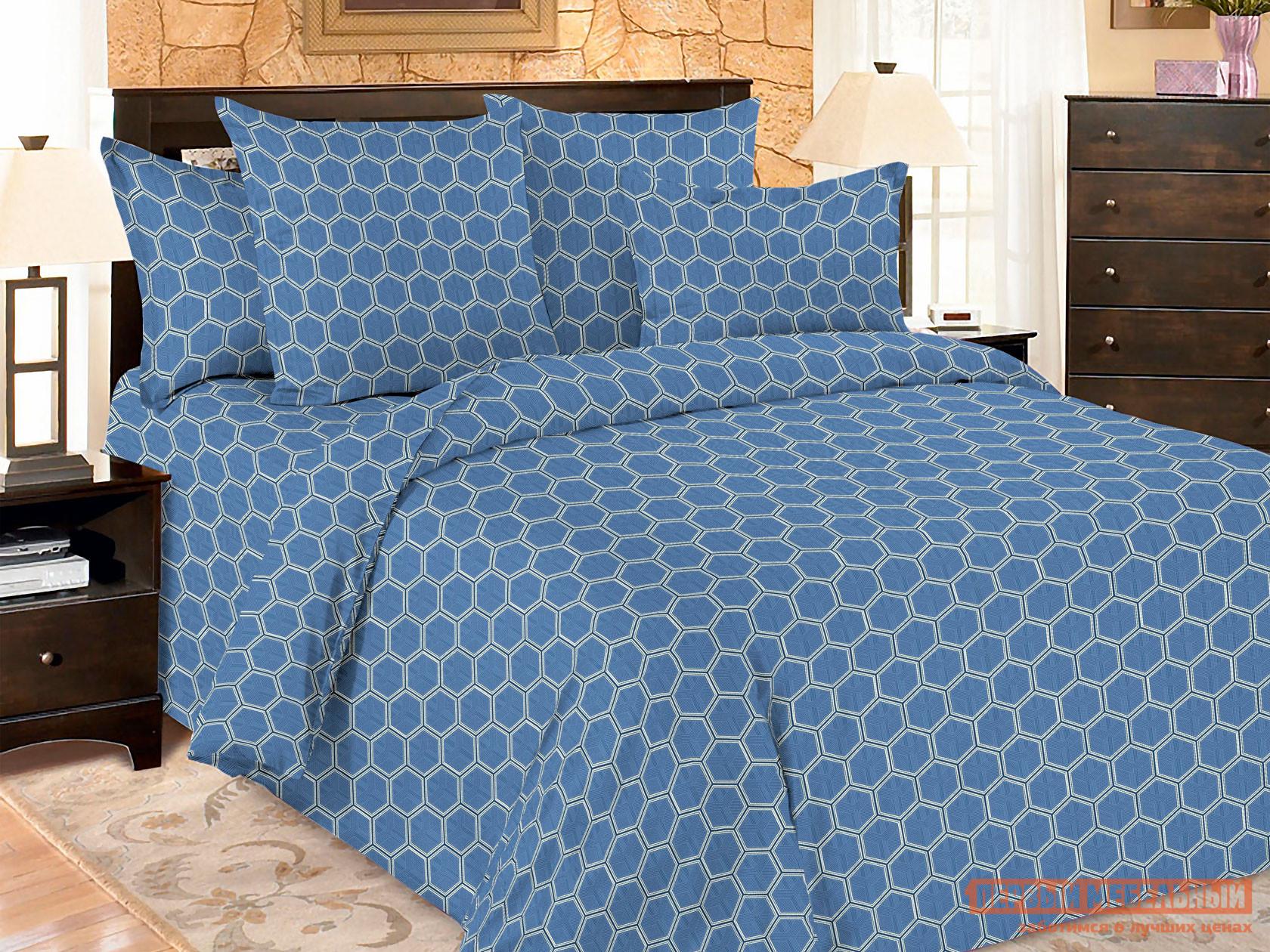 Комплект постельного белья  КПБ Amore Mio BZ Net Нэт, микрофибра, Полутороспальный
