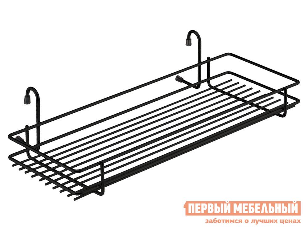 Кухонный органайзер  Бренгер Черный матовый, металл Магамакс 134599