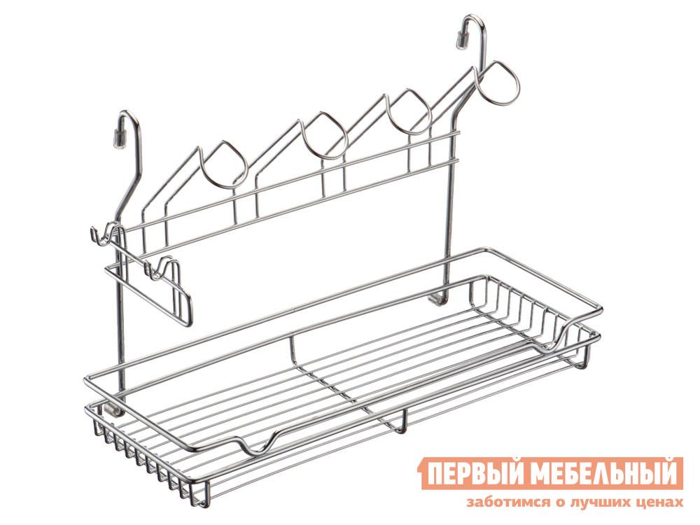 Кухонный органайзер  Вайцерг Хром, металл Магамакс 134876