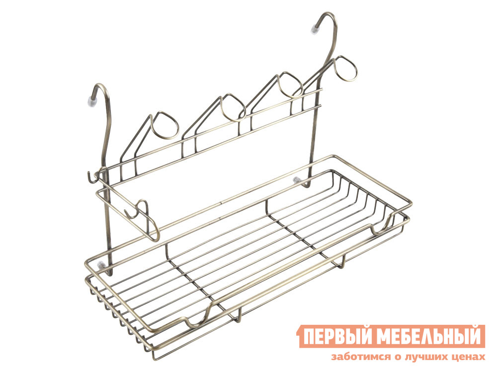 Кухонный органайзер  Вайцерг Античная бронза, металл Магамакс 134877
