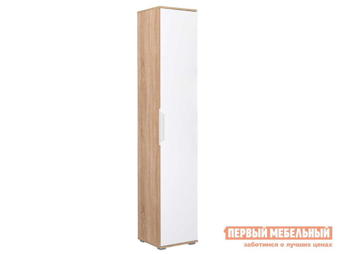 Распашной шкаф-пенал Первый Мебельный Пенал Куба 13.29 шкаф пенал первый мебельный гольф шкаф пенал 2