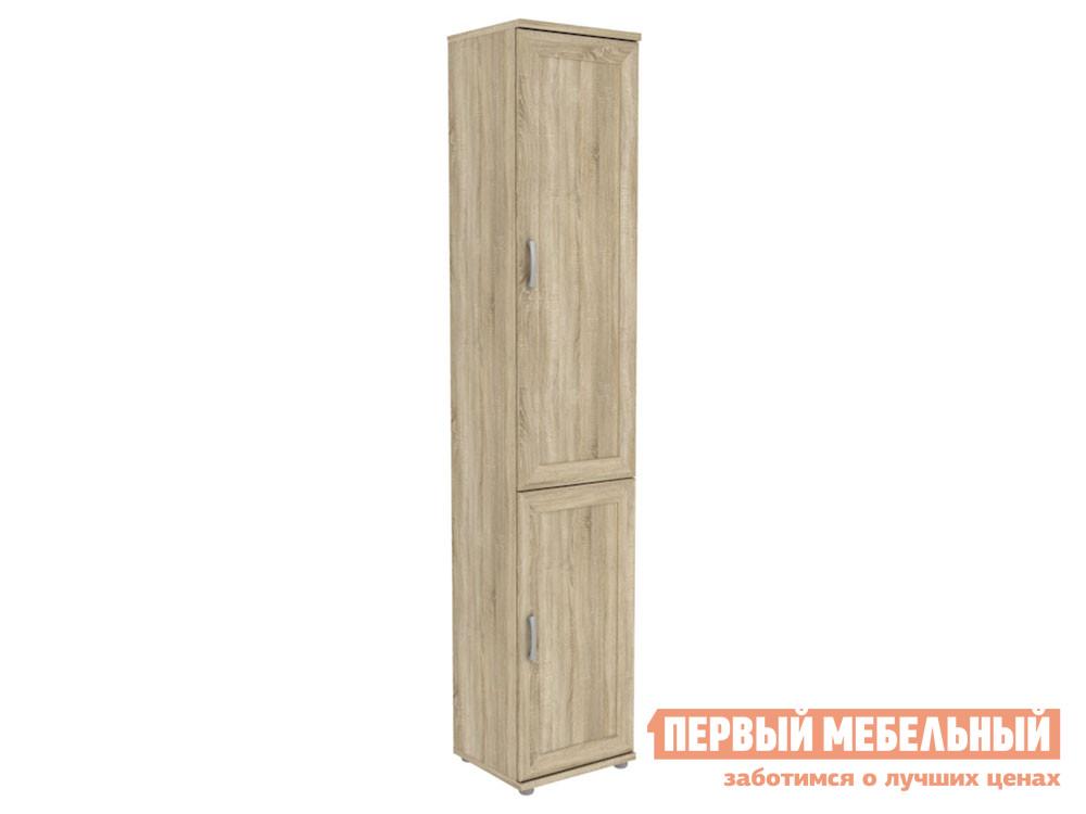 Распашной шкаф-пенал Первый Мебельный Шкаф для одежды Леруа 501.04