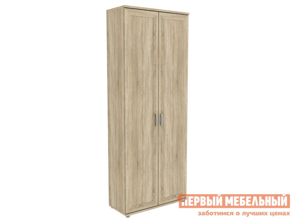 Шкаф распашной Первый Мебельный Шкаф для одежды Леруа 502.01