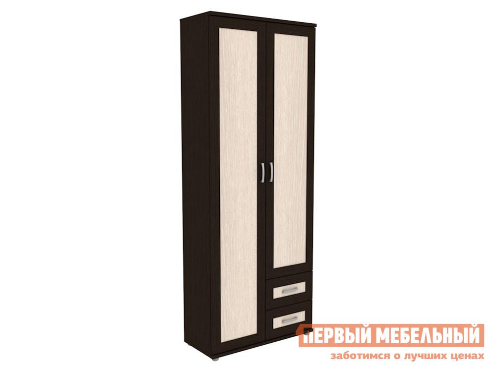 Распашной шкаф Первый Мебельный Шкаф для одежды 502.12 недорого