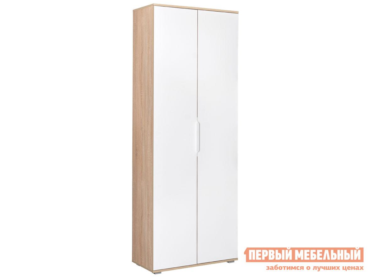 Шкаф распашной Первый Мебельный Шкаф двухстворчатый Куба 13.136 шкаф распашной первый мебельный шкаф двухстворчатый куба 13 136