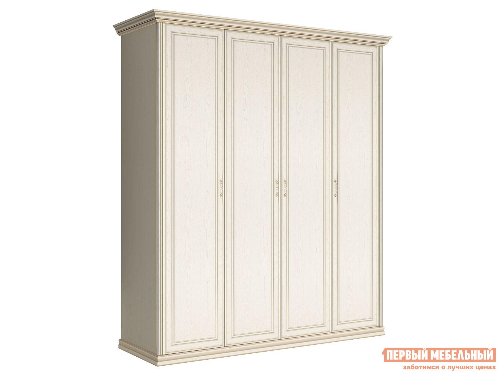 Распашной шкаф Первый Мебельный Шкаф 4-х дверный глухой Венето недорого