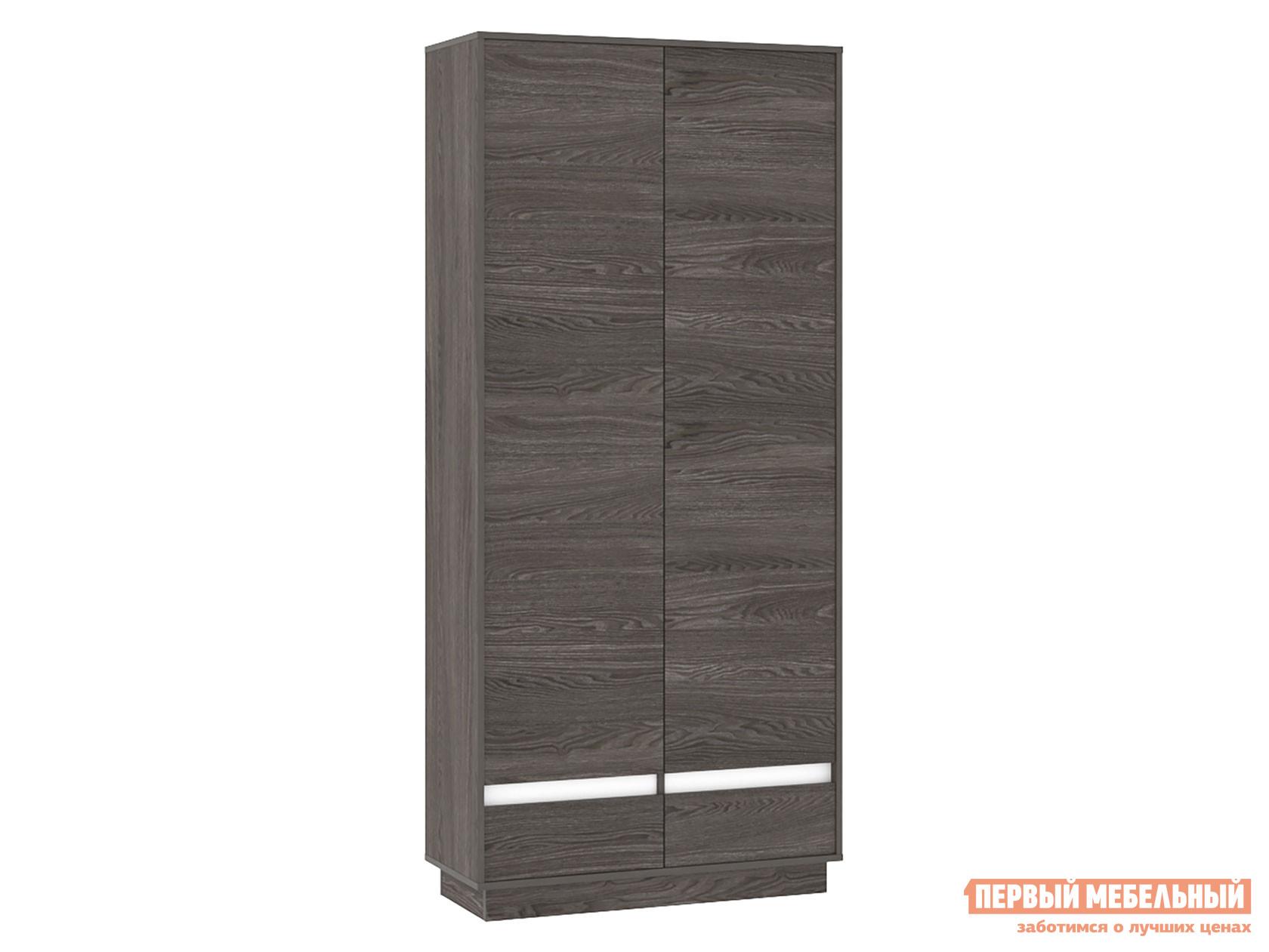 Распашной шкаф Первый Мебельный Шкаф для одежды 2-х дв. Вирджиния 011.19 распашной шкаф шкаф для одежды 3 х дв melania melania