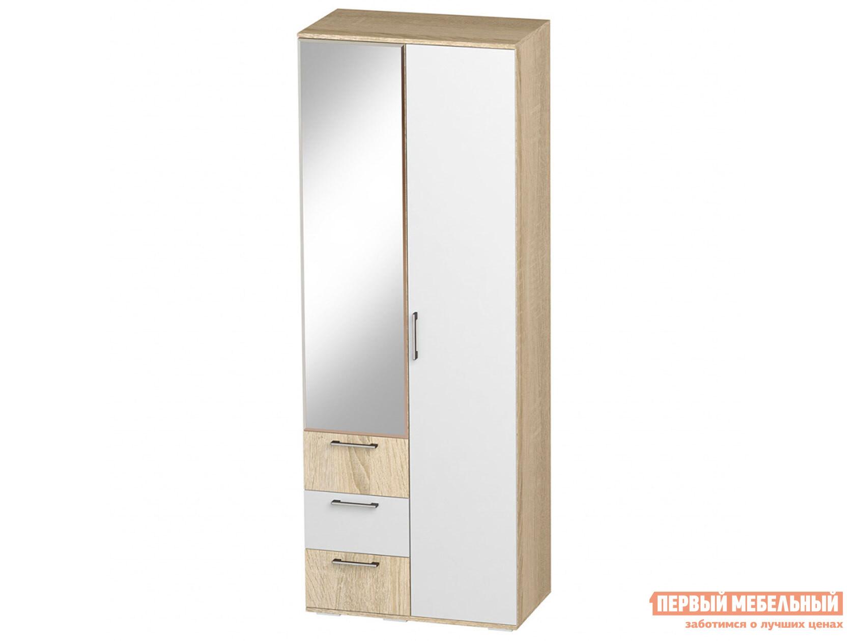Шкаф распашной Первый Мебельный Белладжио Шкаф двухстворчатый ШК-12 шкаф распашной первый мебельный шкаф двухстворчатый куба 13 136