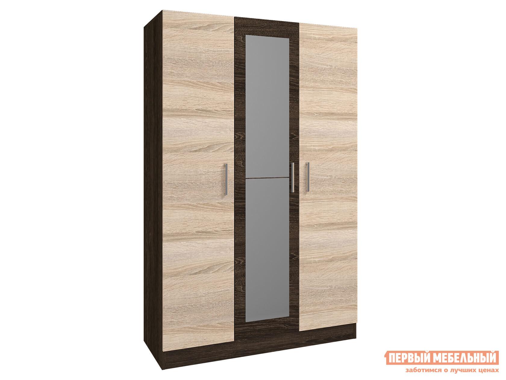 Фото - Распашной шкаф Первый Мебельный Шкаф 3-х дверный Леси распашной шкаф первый мебельный шкаф 3 х дверный глухой венето