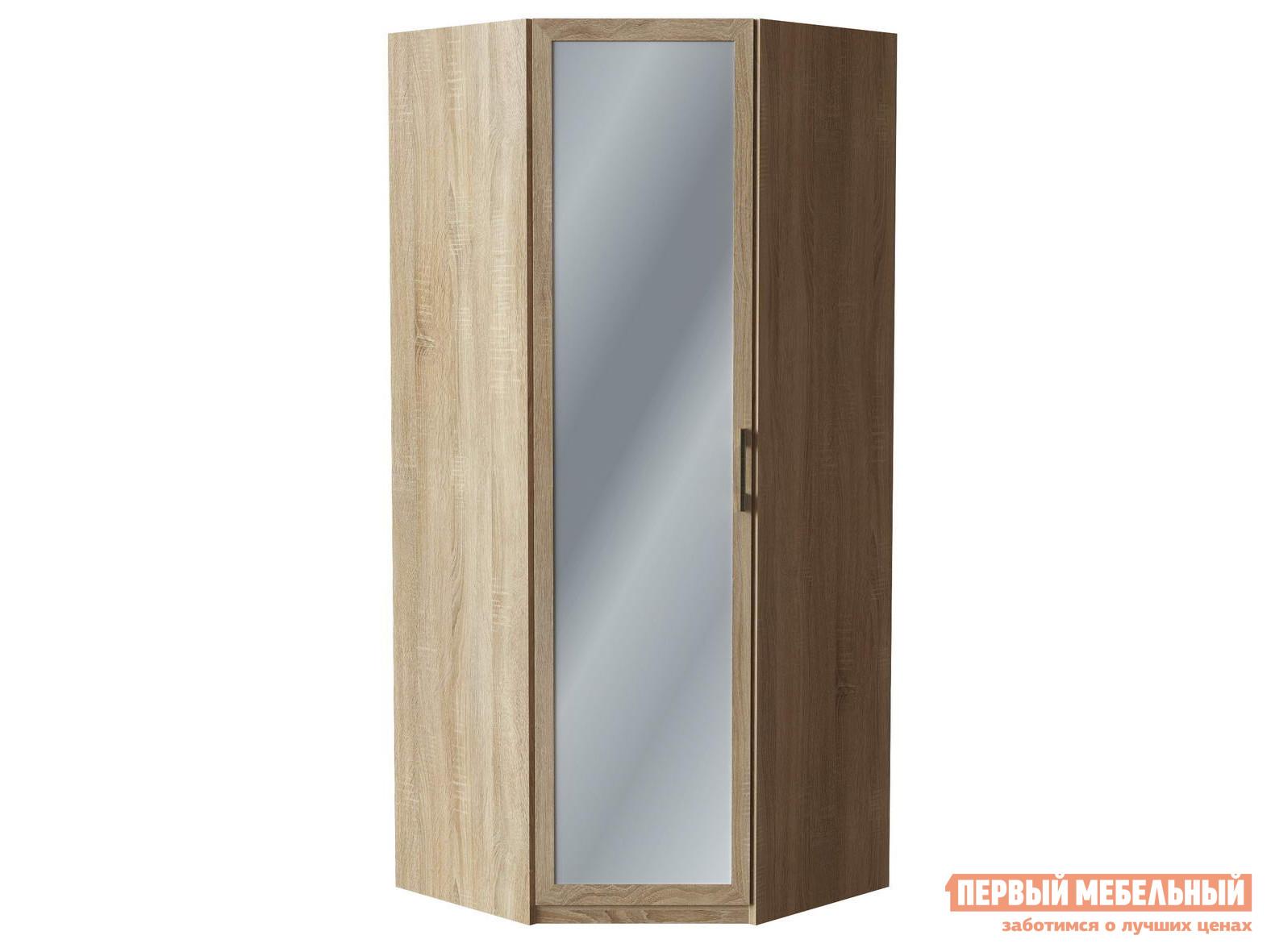Шкаф угловой Первый Мебельный Вега Прованс ШУ с зеркалом шкаф первый мебельный вега прованс 10