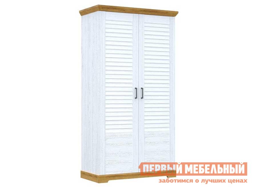 Шкаф распашной Первый Мебельный Шкаф для одежды 2-х дверный Кантри