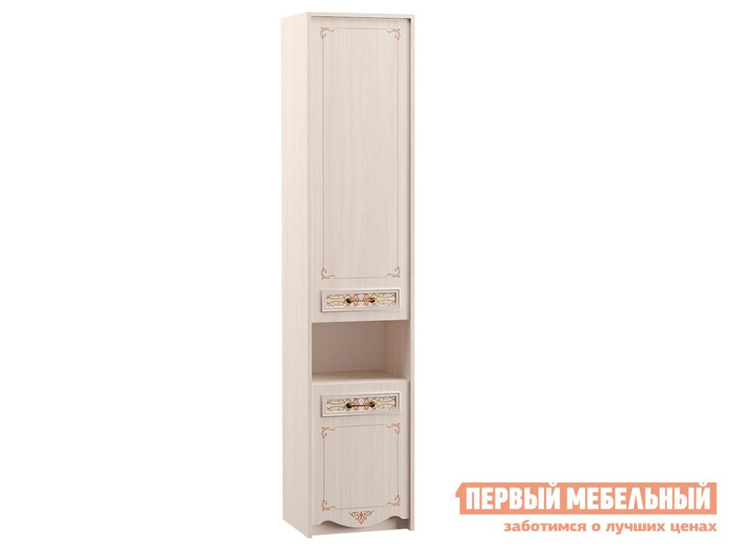 Шкаф детский Первый Мебельный Шкаф пенал Флоренция 13.05