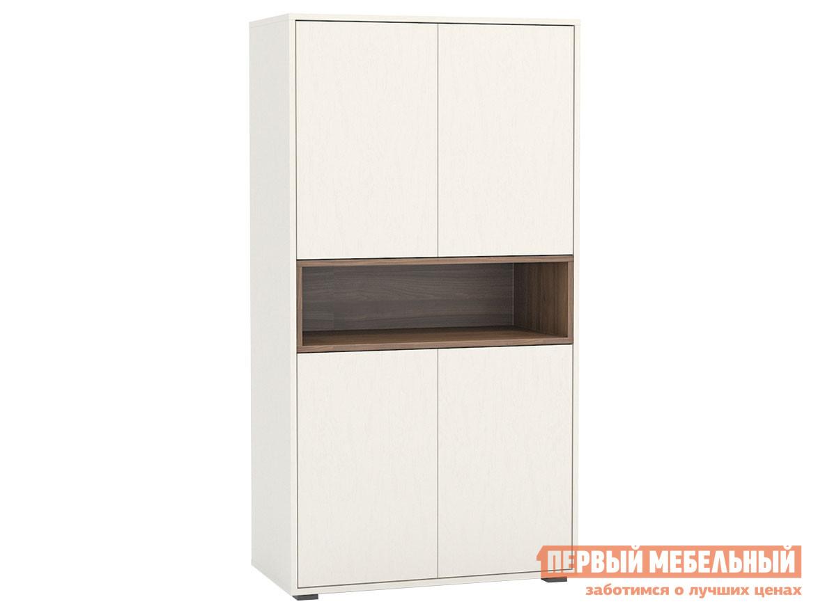 Распашной шкаф Первый Мебельный Шкаф-пенал Гринвич 08.119