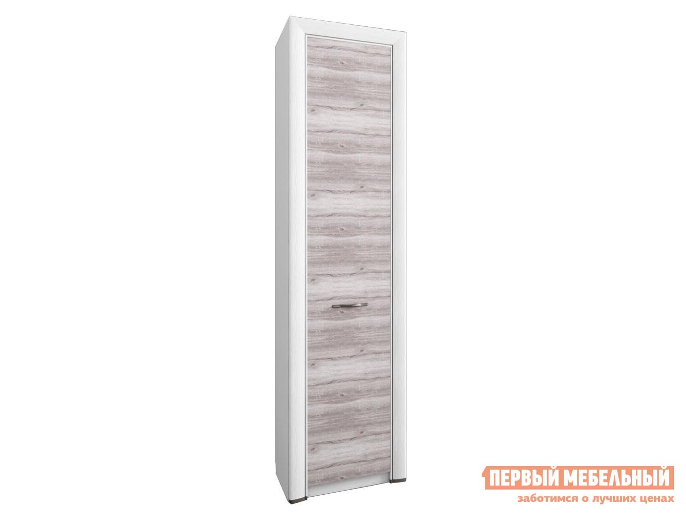 Шкаф распашной Первый Мебельный Пенал Оливия левый / правый