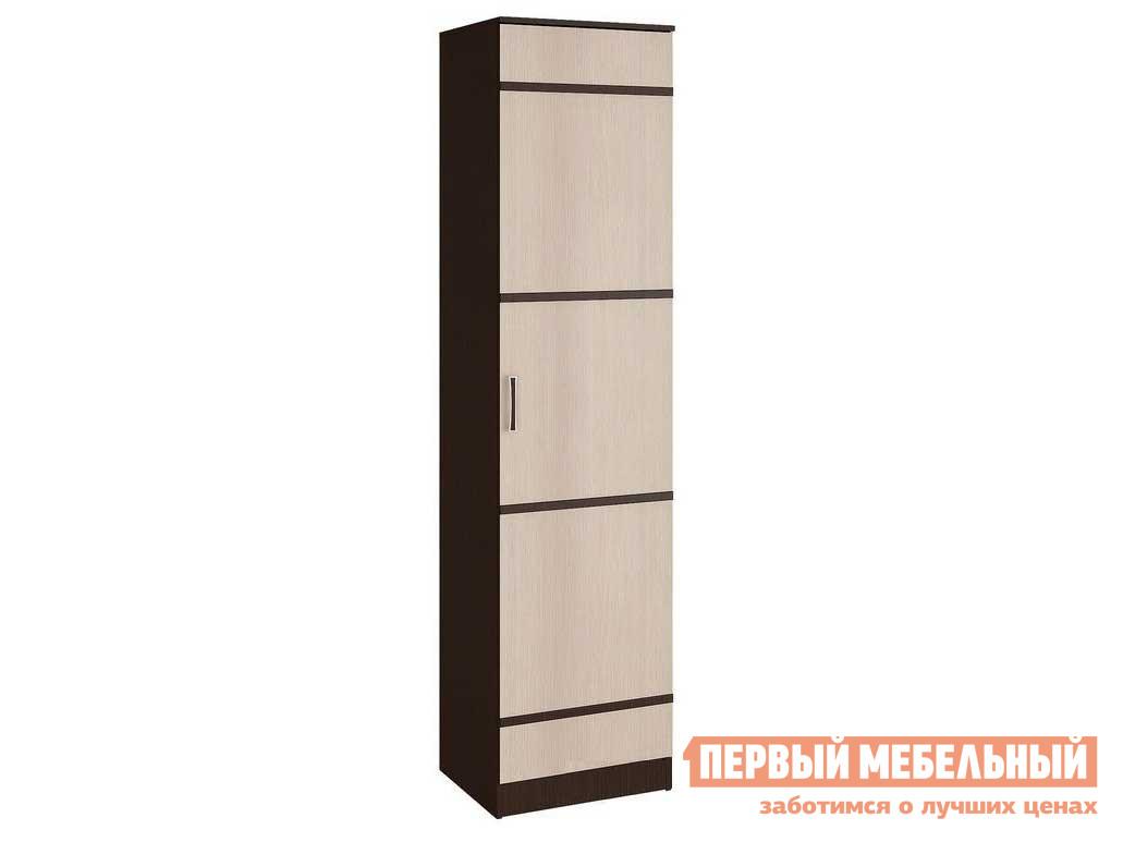 Шкаф распашной Первый Мебельный Шкаф Сакура Венге/Лоредо