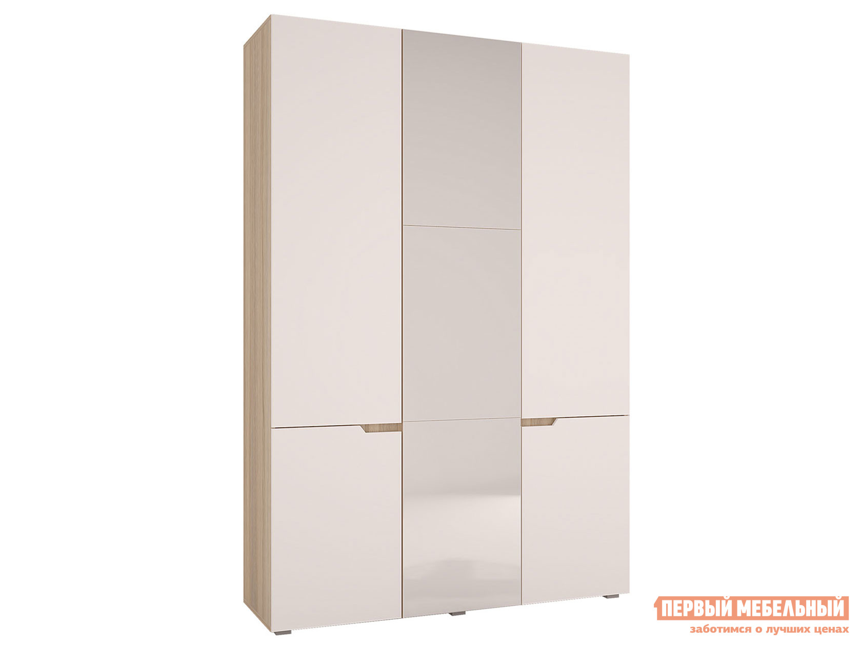 Фото - Распашной шкаф Первый Мебельный Шкаф 3х-дверный Анталия распашной шкаф первый мебельный шкаф 3 х дверный глухой венето