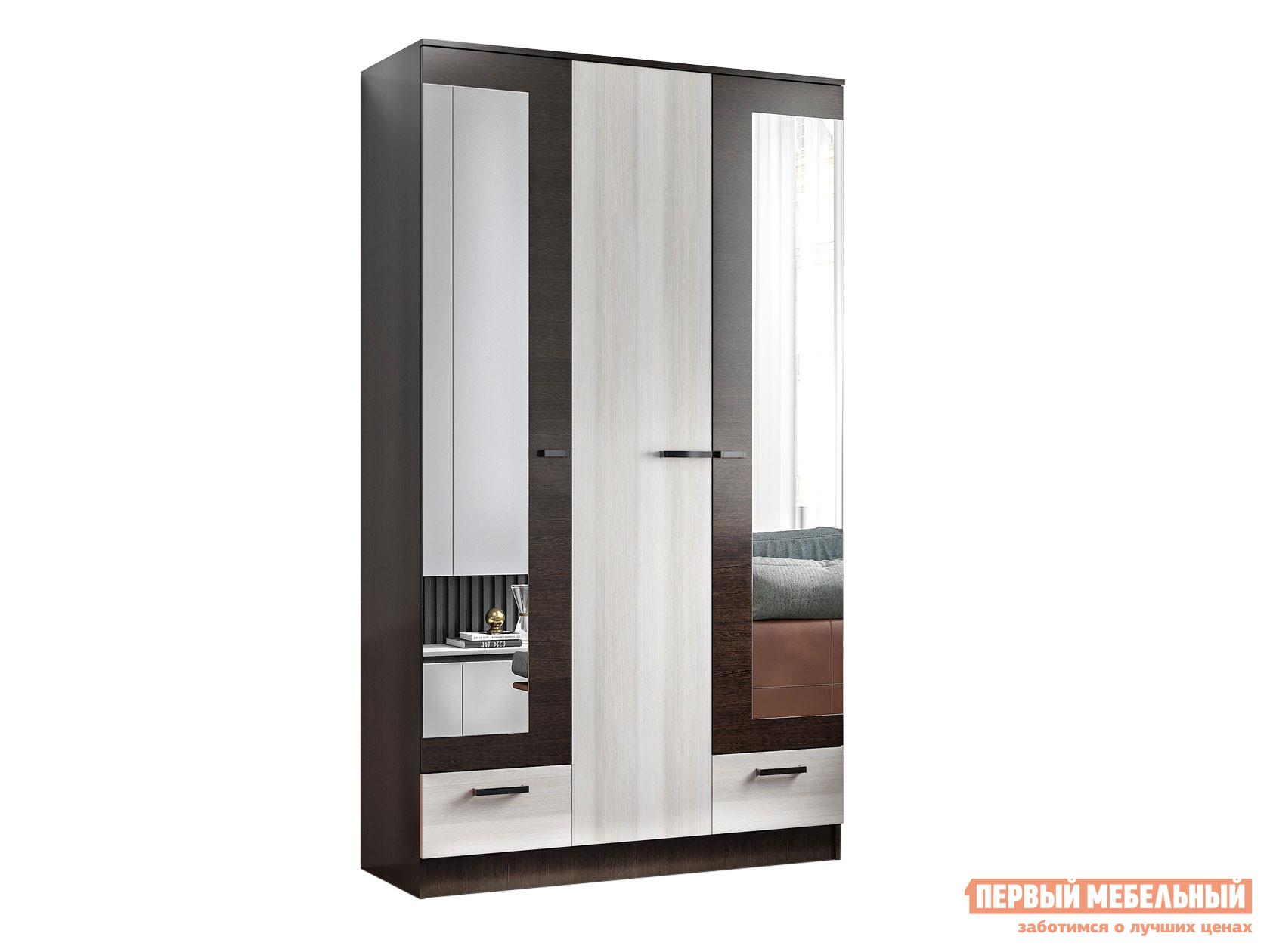 Распашной шкаф Первый Мебельный Шкаф Адель 1,2 м