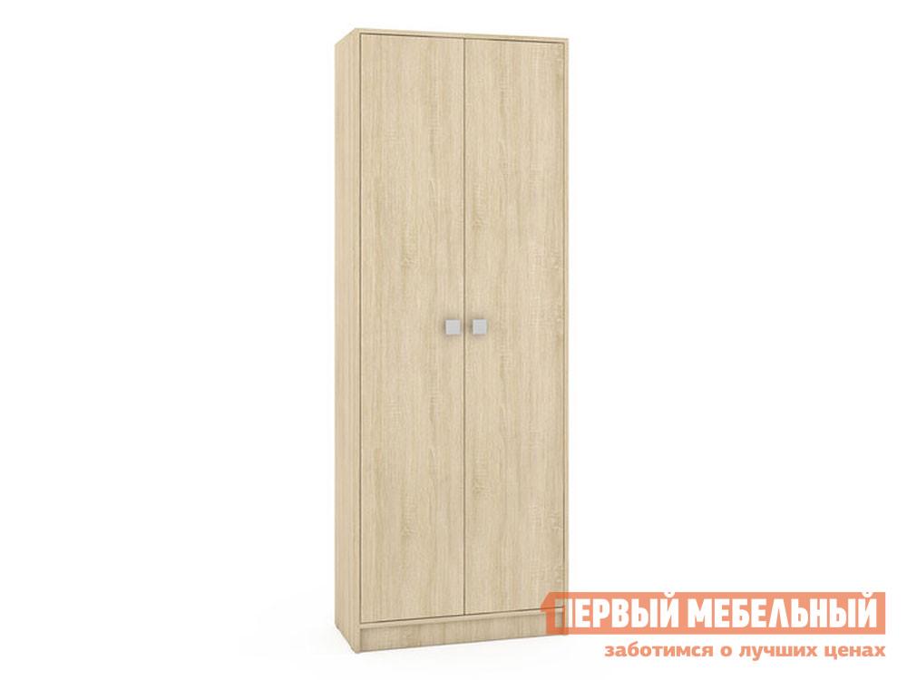 Шкаф распашной Глория 2 108 К Шкаф Дуб Сонома фото