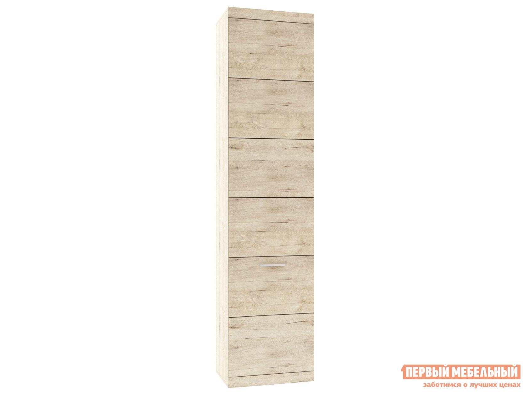 Шкаф распашной Первый Мебельный Пенал глубокий Оскар шкаф пенал первый мебельный пенал оскар 7 со штангой
