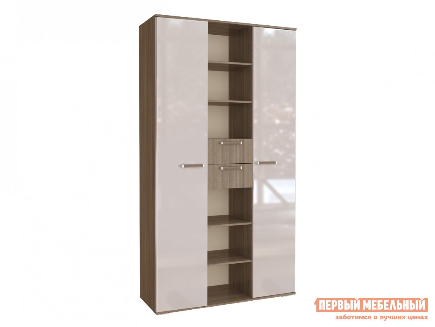 Шкаф распашной Первый Мебельный Шкаф Бьюти 2-х створчатый