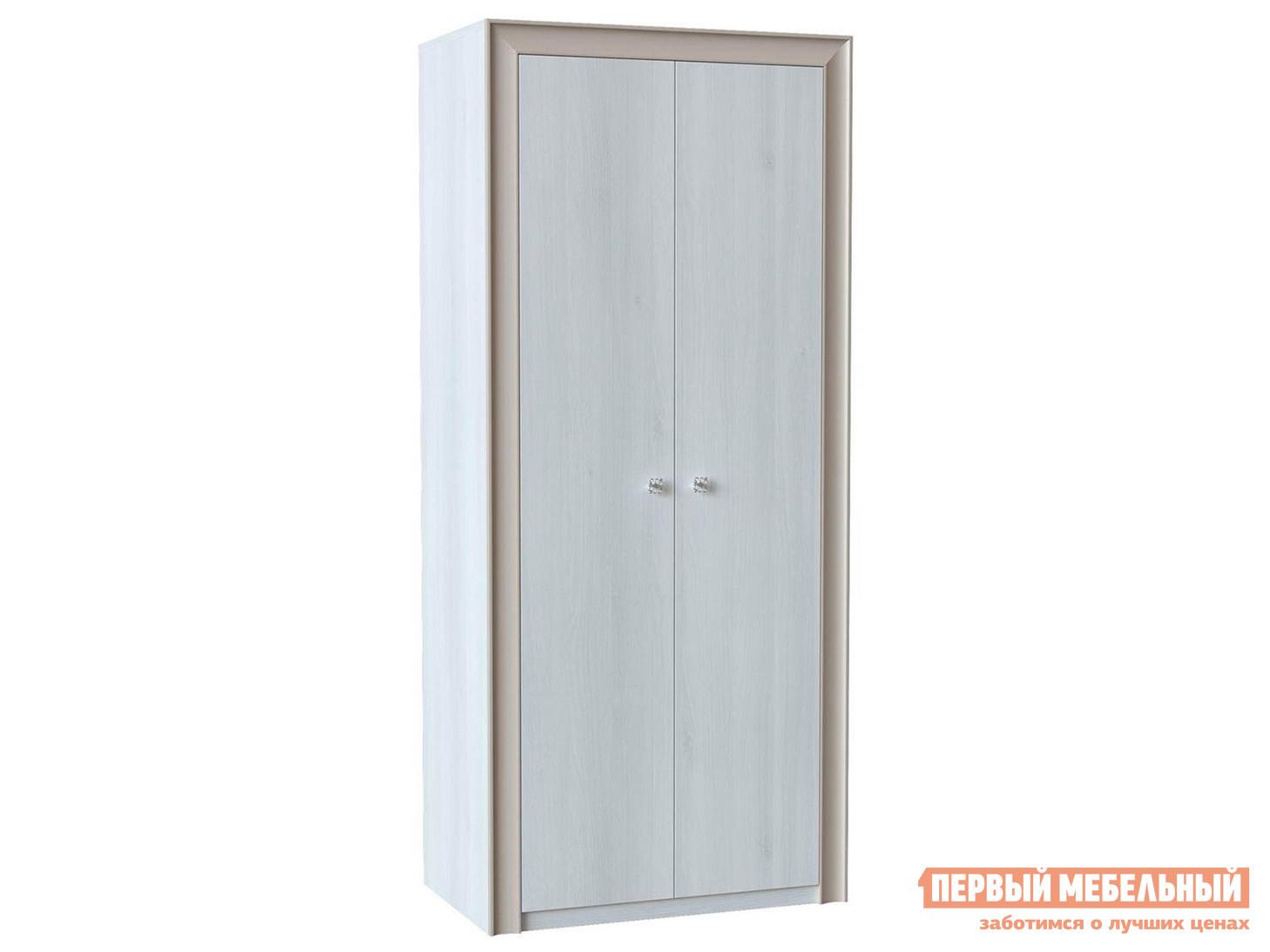 Двухдверный шкаф Первый Мебельный Прато Ш2 напольное зеркало первый мебельный прато вз