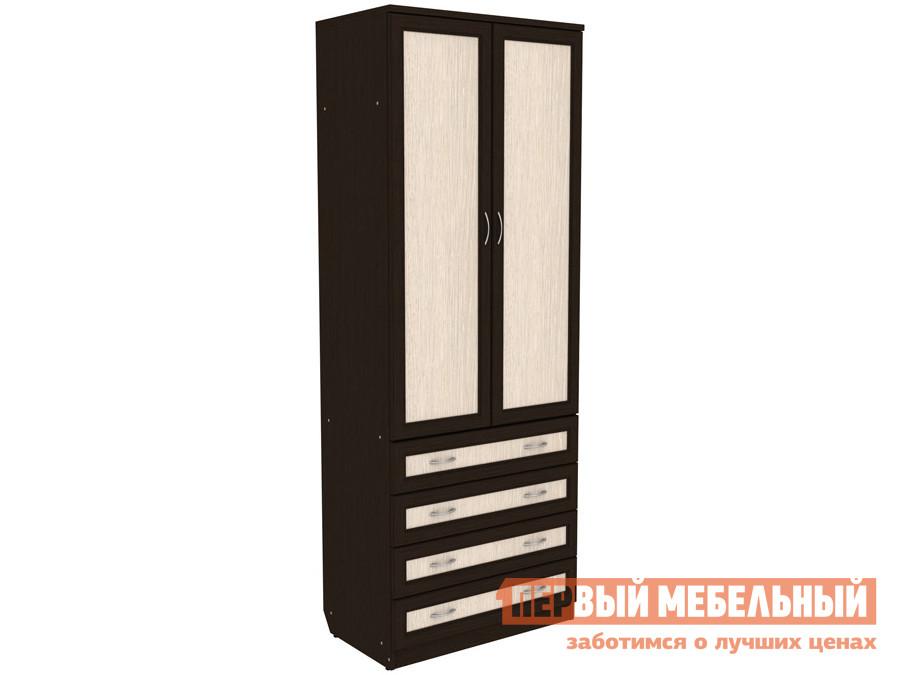 Шкаф для одежды с ящиками Первый Мебельный Мерлен 103