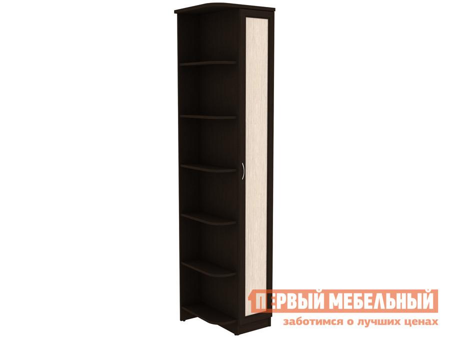 Распашной шкаф  Мерлен 108 Венге / Дуб Атланта Уют сервис 70311