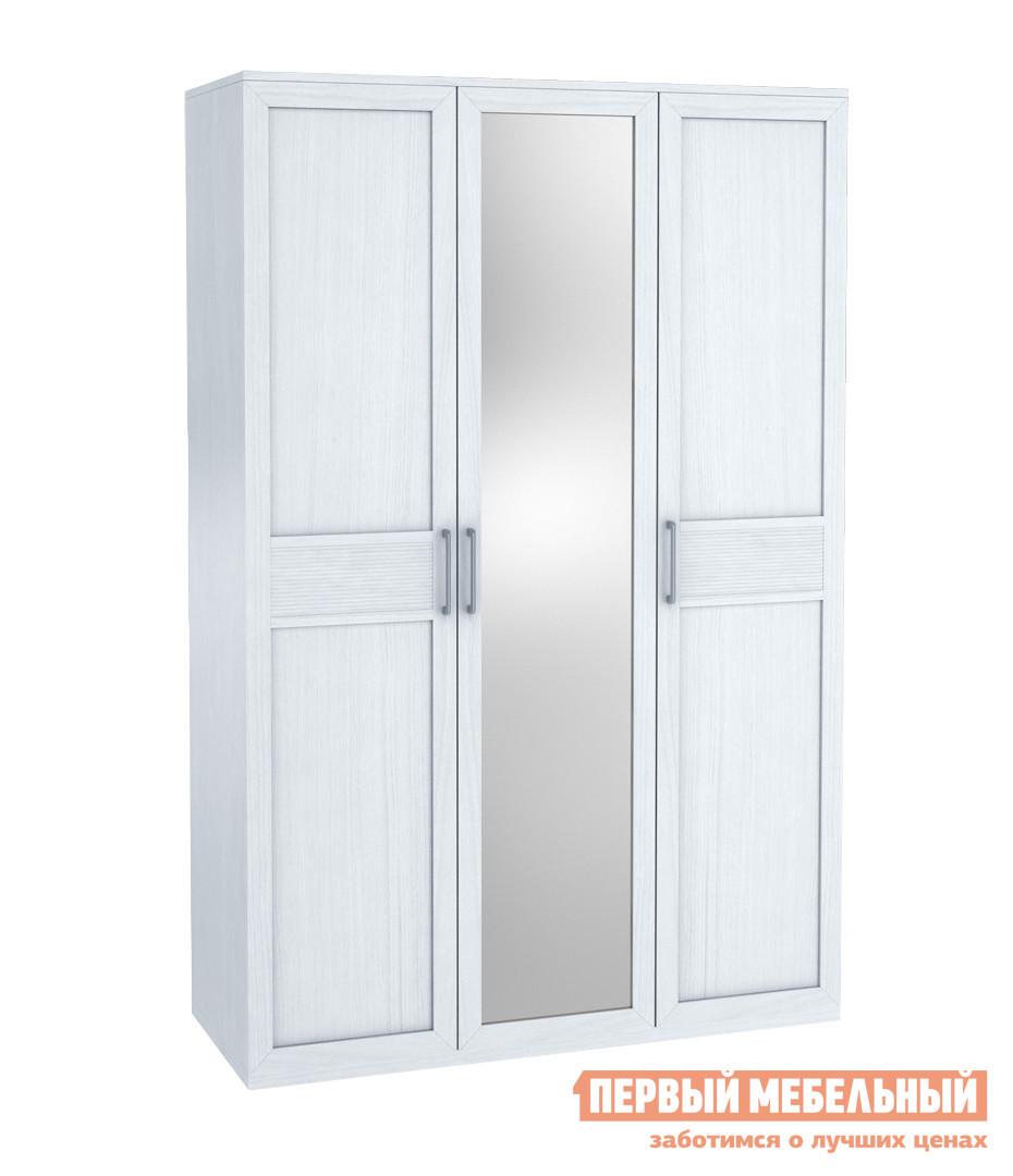 Фото - Шкаф трехстворчатый распашной Первый Мебельный Капри Ш3 с зеркалом шкаф трехстворчатый с зеркалом элизабет
