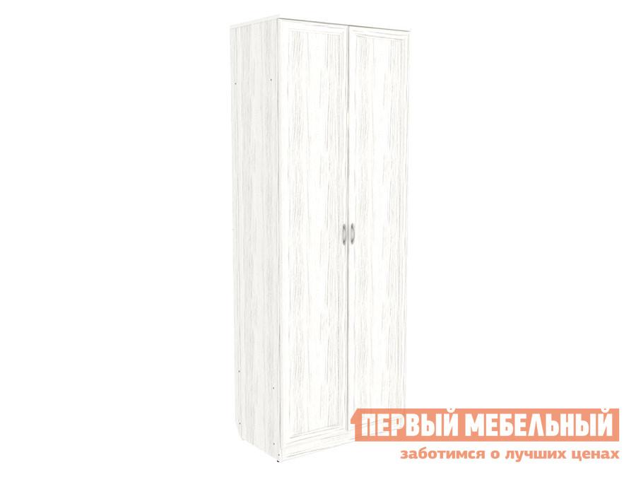 Распашной шкаф  Мерлен 101 Арктика Уют сервис 107315