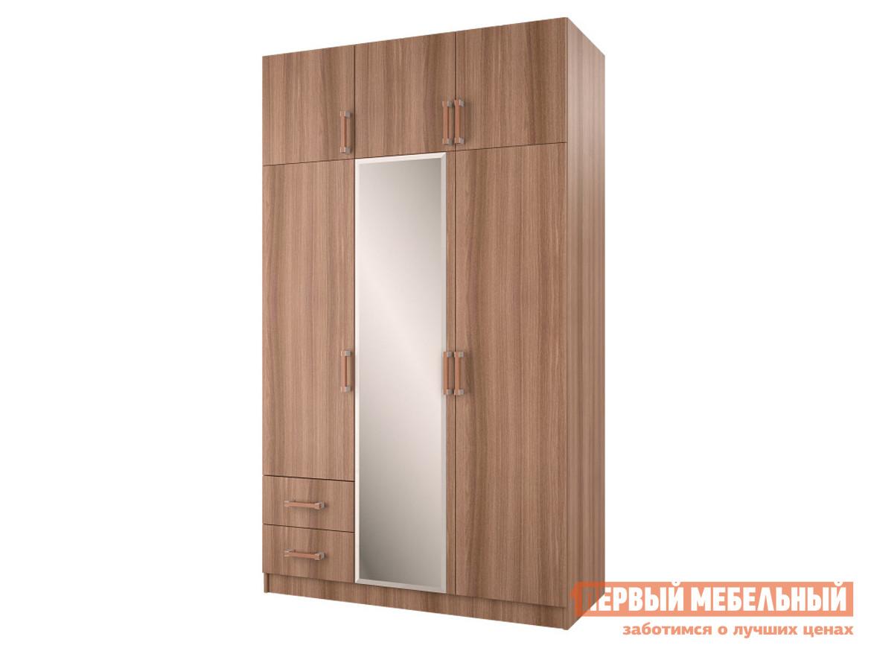 Шкаф Первый Мебельный Шкаф Лидер с зеркалом