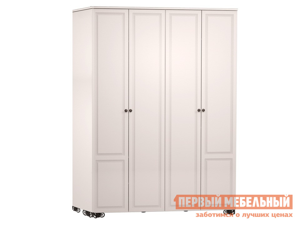 Шкаф распашной 4-х дверный ТД Арника Лукреция 01 цены