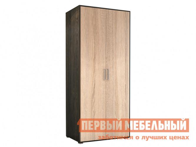 Шкаф Первый Мебельный Полина 2 накладной светильник дубравия полина 106 41 24 2