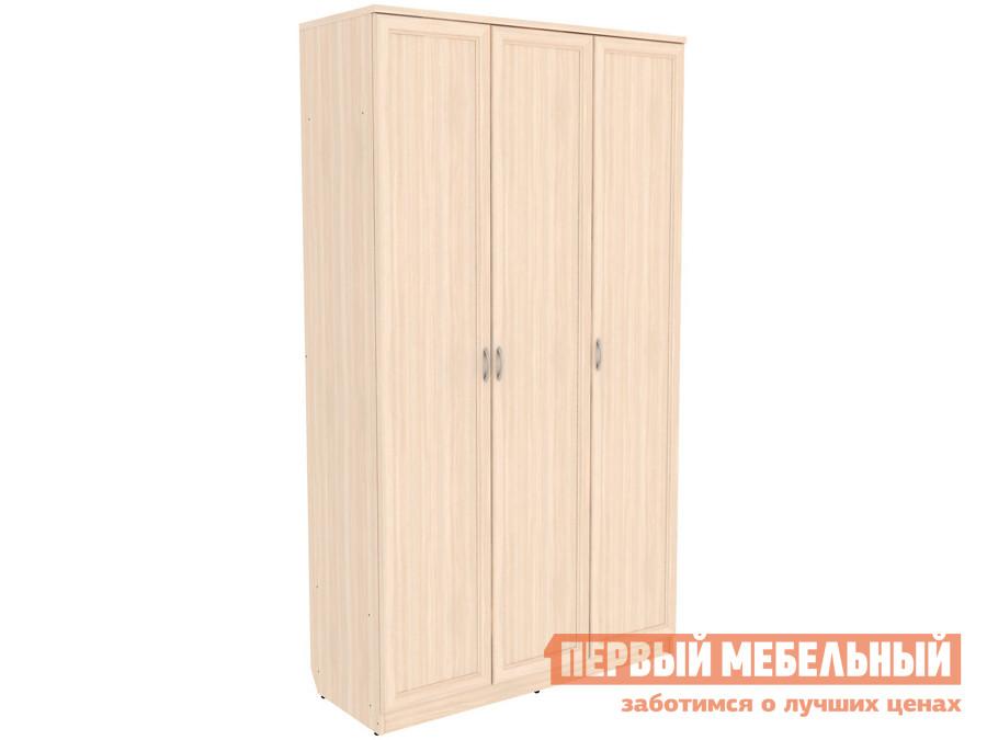 Распашной шкаф  Мерлен 106 Молочный дуб Уют сервис 86522