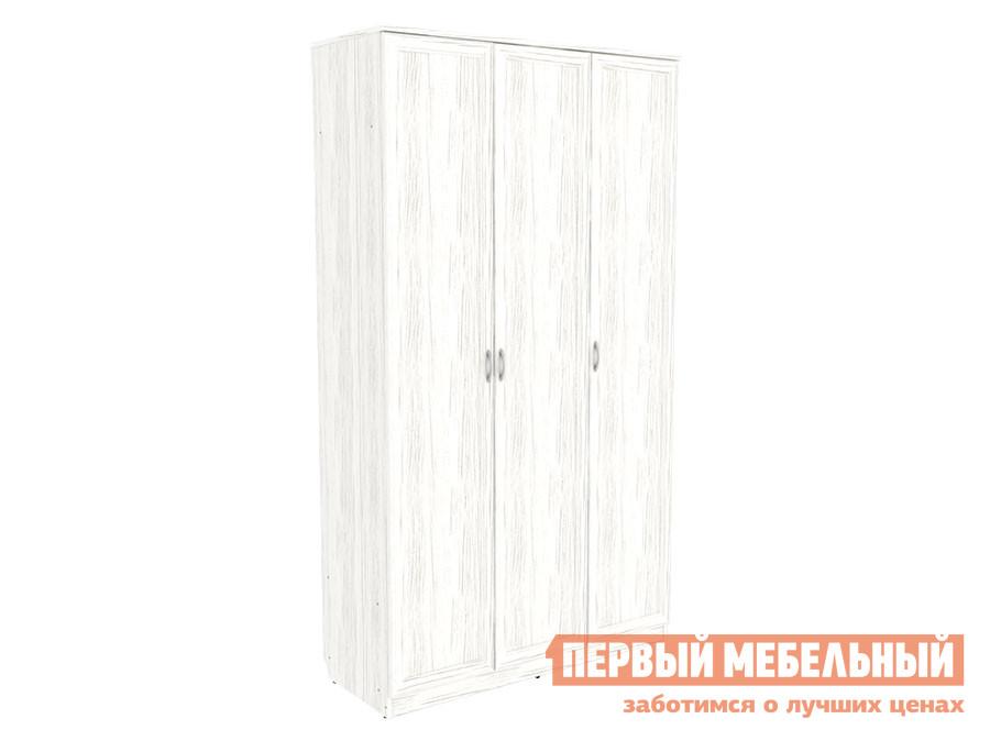 Распашной шкаф  Мерлен 106 Арктика Уют сервис 107254