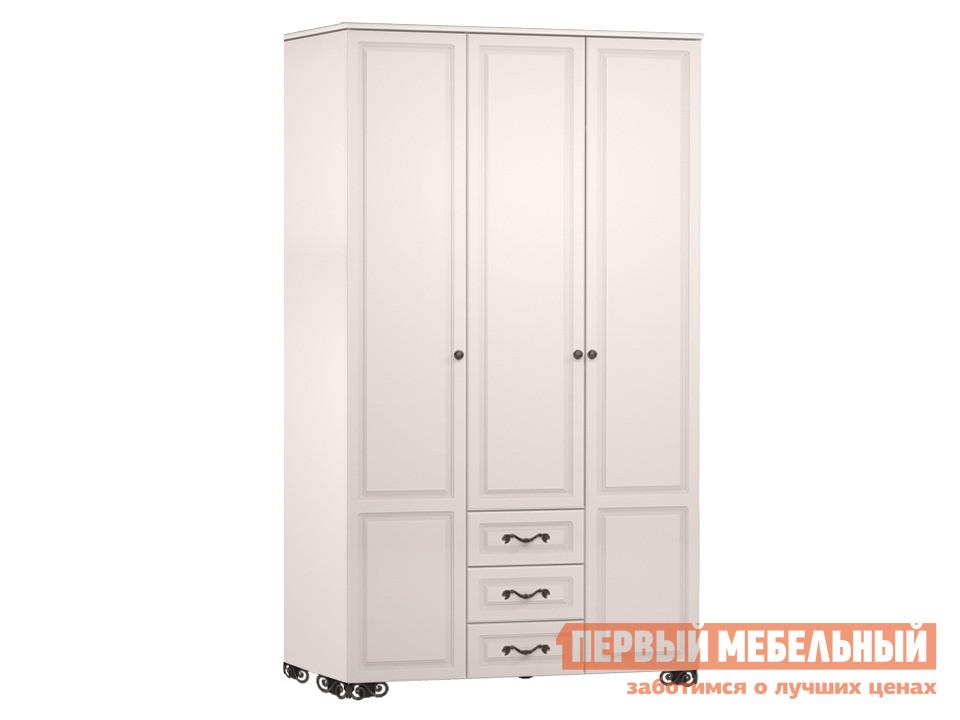 Шкаф распашной 3-х дверный ТД Арника Лукреция 02 цена