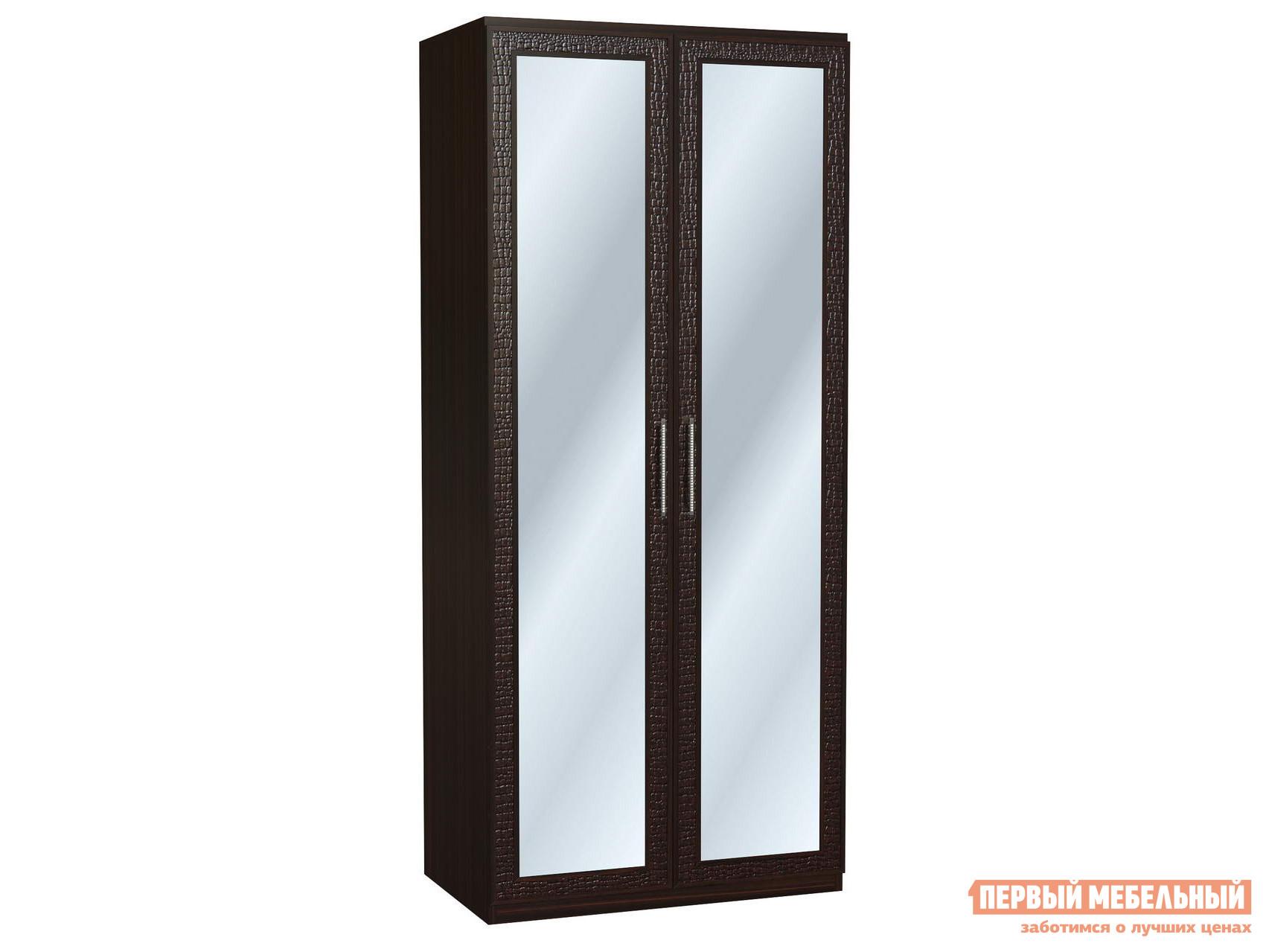Распашной двухдверный шкаф Первый Мебельный Тоскана Ш2 распашной шкаф первый мебельный тоскана 4